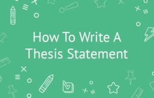 How to Write a College Thesis Paper Pen and the Pad